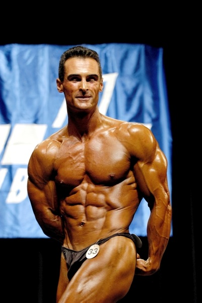 Daniel Risi Natural Bodybuilding Homepage